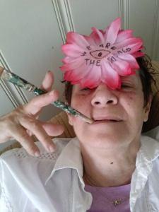 Clara Morera Artista plastica cubana residente en NYC USA
