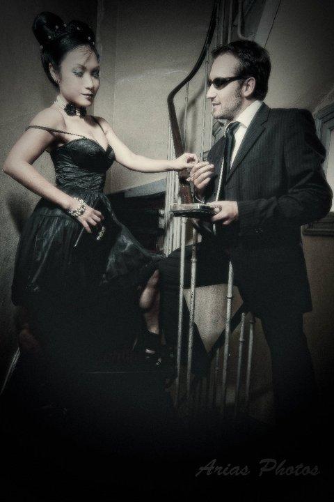 60 La conquista, Diana K Kuoy & Julien Mutter by Ariel Arias