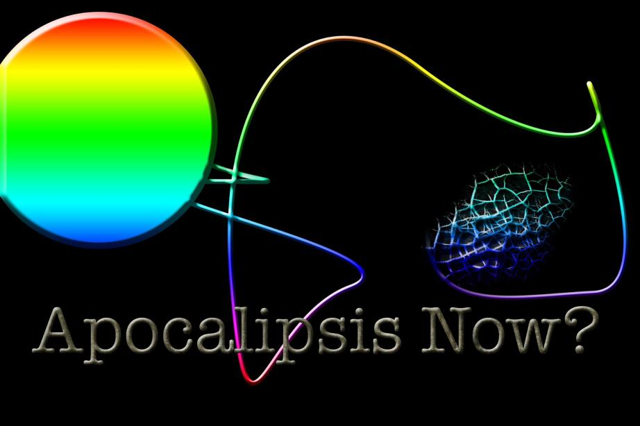 Apocalipsis Now by Ariel Arias for Tony Cantero Suárez