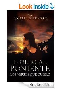 I. ÓLEO AL PONIENTE LOS VERSOS QUE QUIERO amazon cover