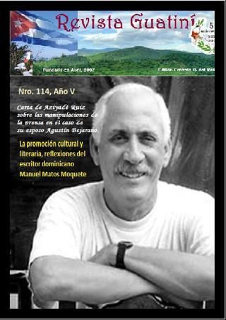 Revista Guatiní Nro. 114. Año V