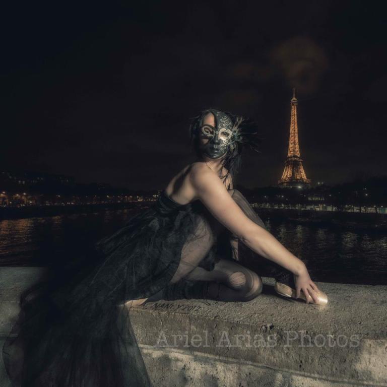 Rêve d'Eiffel, Chupp Shupps by Ariel Arias for Tony Cantero Suárez