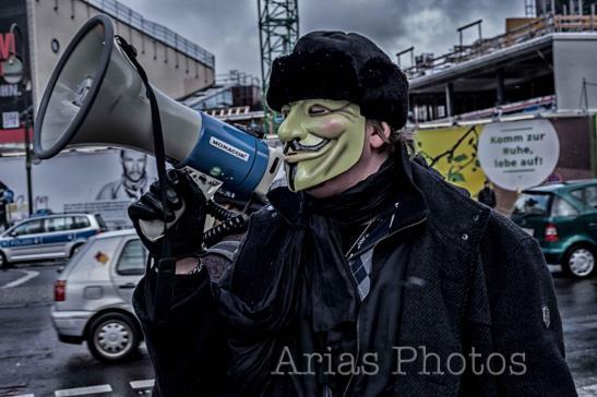 Anonymus II bu Ariel Arias for Tony Cantero Suárez