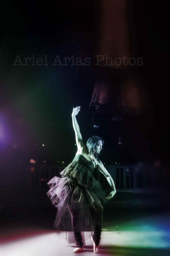 Ballerina parisina, Chupp Shupps by Ariel Arias for Tony Cantero Suárez