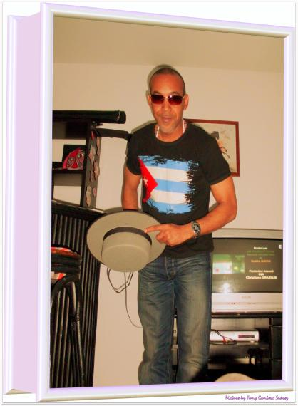 Aqui estoy yo Tony Cantero Suárez