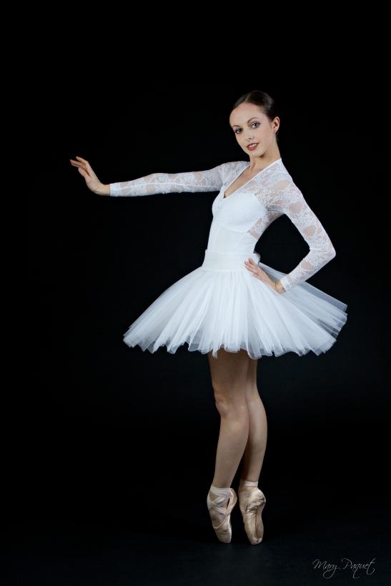 La bailarina encantada Modèle  Eléonore Danseuse Etoile Photographe  Mary Paquet for Tony Cantero Suárez