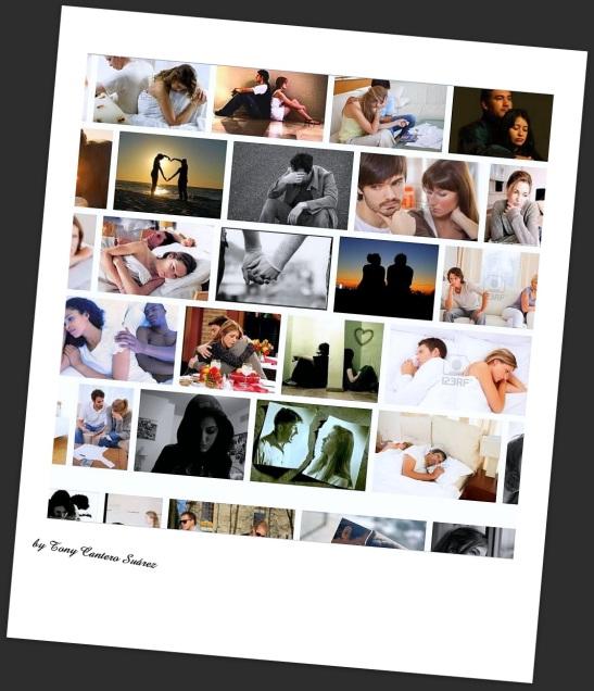 Amor de retratos imagenes google by Tony Cantero Suárez. polaroide