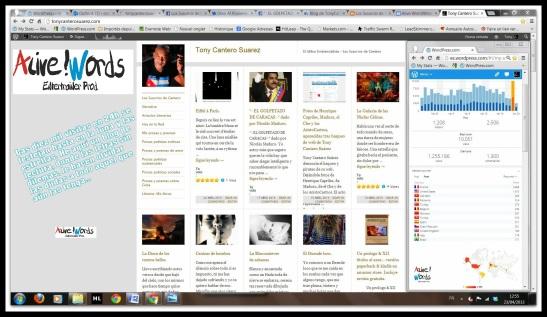 El idílico Existencialista - Un blog de Lectura con más 10 mil visitas diarias. blog picture by Tony Cantero Suárez.