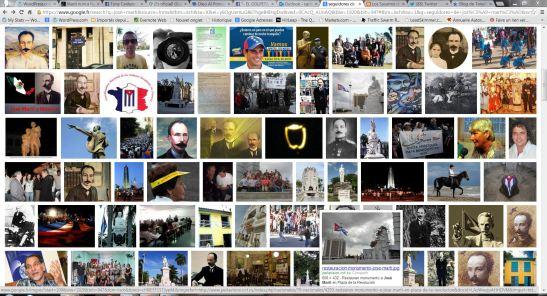Y quien más quiere a Martí by Tony Cantero Suárez - fotos tomadas de Google images