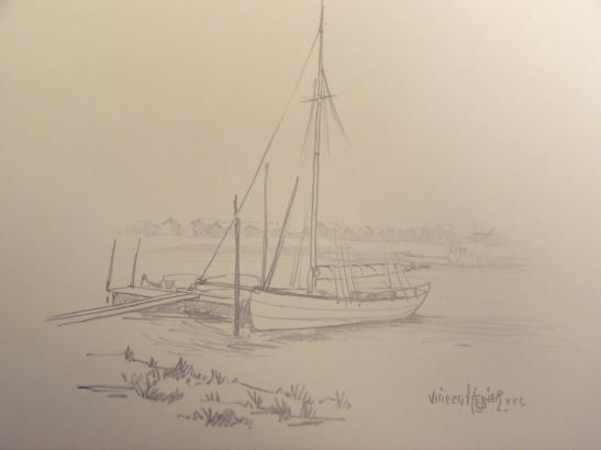 A buen puerto by Vincent Tessier for Tony Cantero Suárez