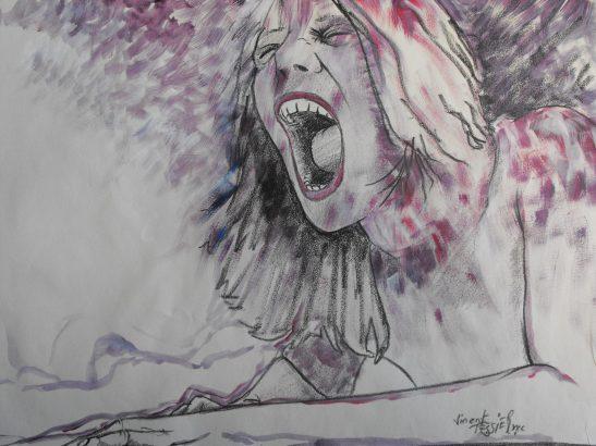 Crie de femme by Vincent Tessier for Tony Cantero Suárez