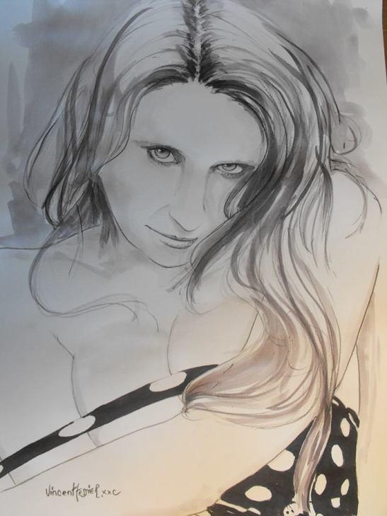 Ella es esta Caya by Vincent Tessier for Tony Cantero Suárez