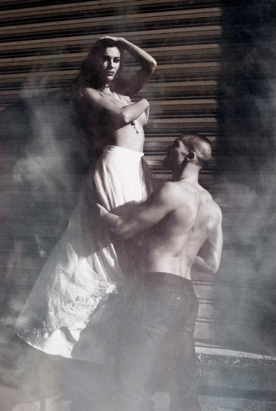 Les nouveaux romantiques - Duo - Matilde Mess & Laurent Desfarges by Eva Moreno BBGC