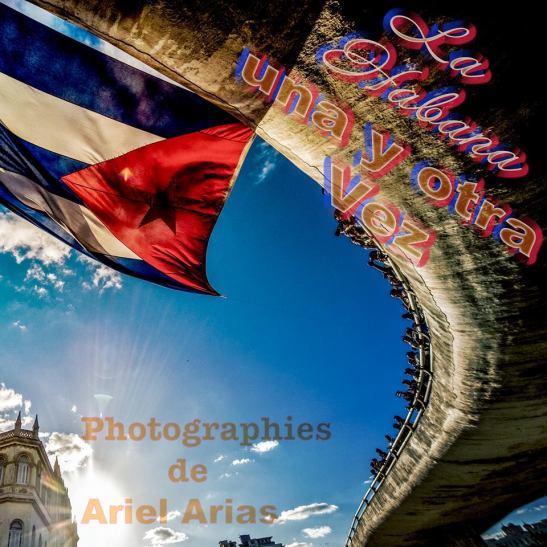 Pochette du livre d'Ariel Arias - 40 page photos format 27x27 cm 65€. By Ariel Arias for Tony Cantero Suárez