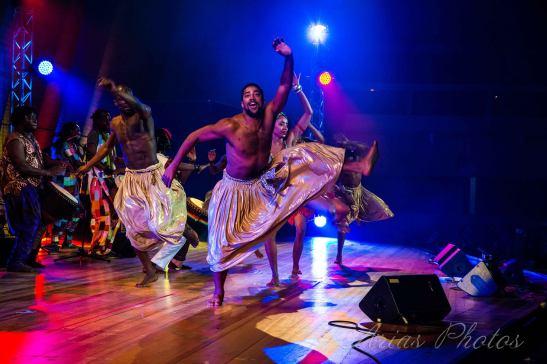Danse African Week by Ariel Arias for Tony Cantero Suárez
