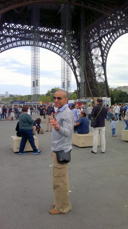 Tony Cantero Suárez Tour Eiffel
