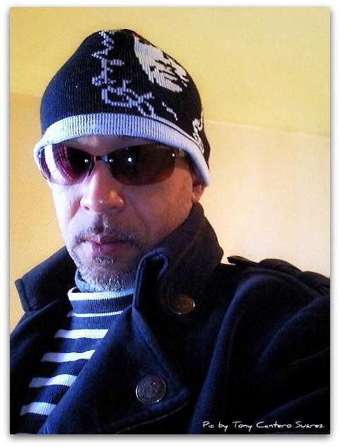 El Poeta en invierno Tony Cantero Suárez.