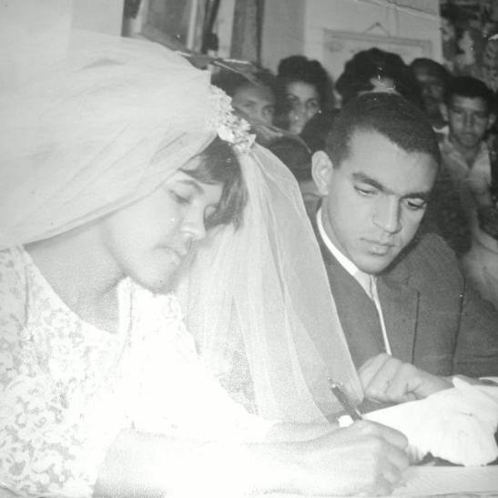 Tony Cantero Borrell & Migdalia Suárez Yhanez - Boda