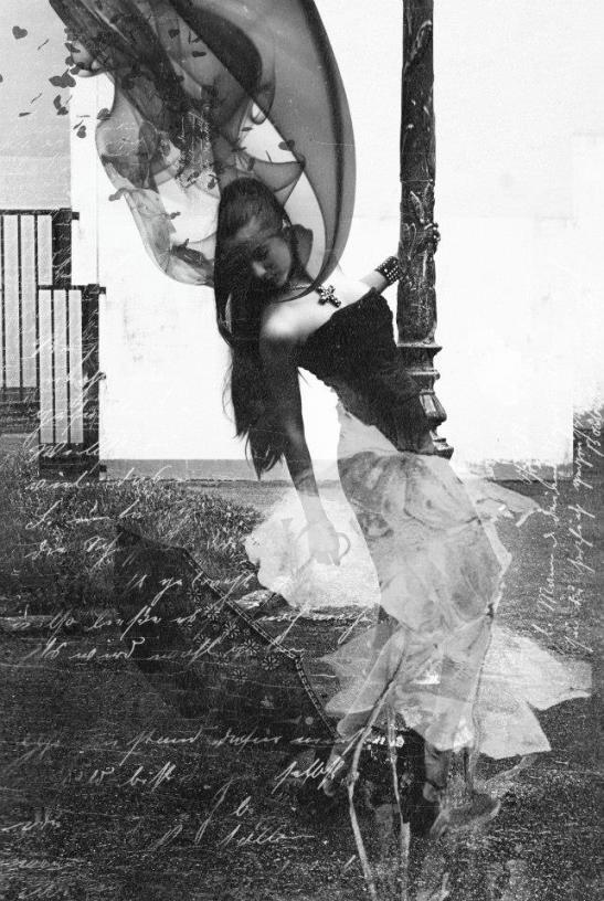 Dark Romance - New Romantic Mathilde Mess by Eva Moreno BBGC for Tony Cantero Suárez