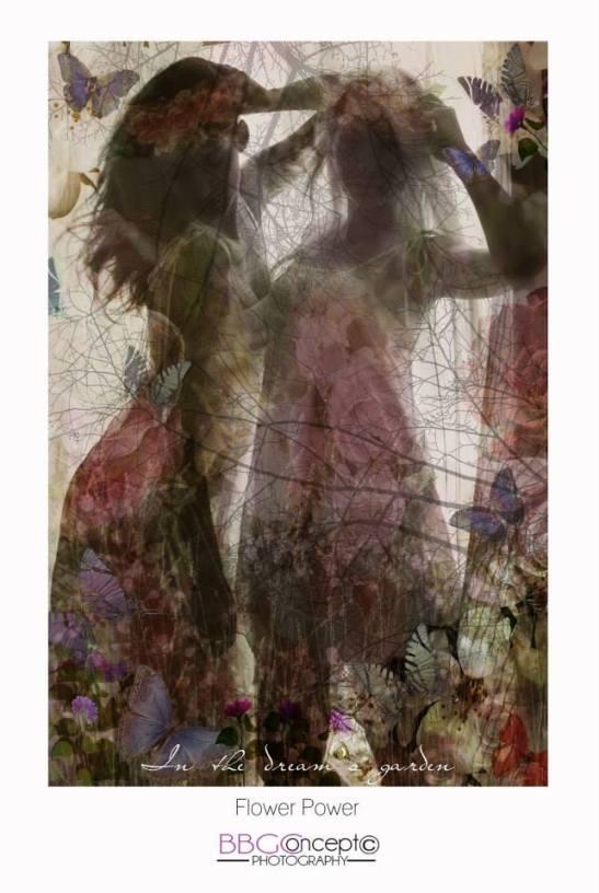 The New Romantic. Mathilde Mess Albine Modèle by Eva Moreno BBGC for Tony Cantero Suárez
