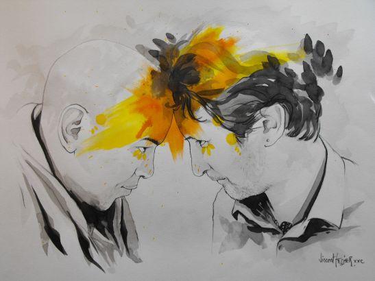 Tony & Vincent - Iluminators - by Vincent Tessier for Tony Cantero Suárez