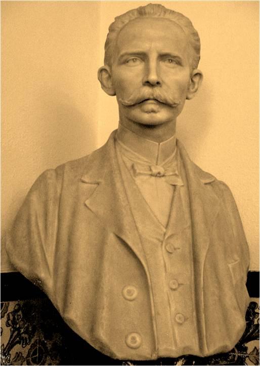 centenario del primer busto de jose marti realizado por ugo luisi