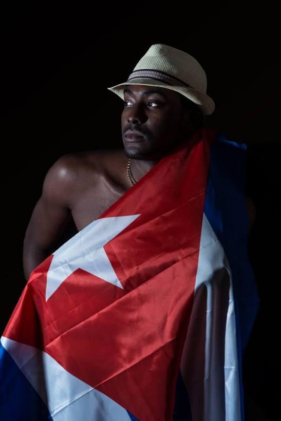Con Cuba en el cuerpo - Silvio Silvito Dube by Ariel Arias for Tony Cantero Suárez