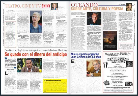 La voz Hispana-enero 16-2014 versión impresa pagina 18-19.