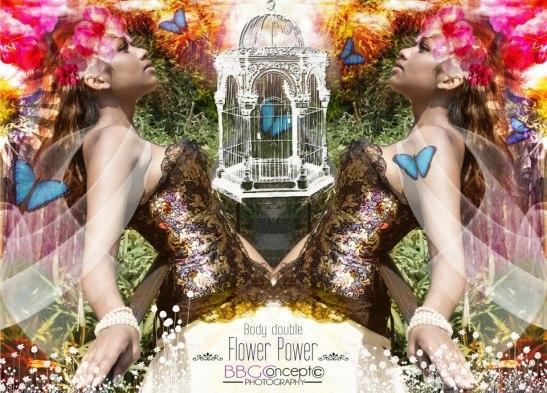 Flower Power Les nouveaux romantiques Marie-cyrielle Mathieu by Eva Moreno BBGC – Copyright – for Tony Cantero Suárez