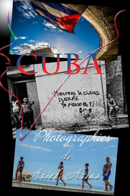 Livre imprimé sur papier photo argentique by Ariel Arias for Tony Cantero Suárez