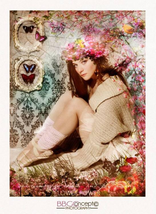 New Romantic Between the dream and the reality  Oriane Gidron by Eva Moreno BBGC – Copyright – for Tony Cantero Suárez