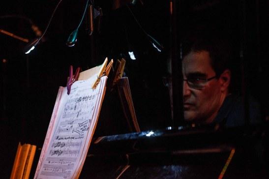 Afrocuban Jazz session — con Emmanuel Massarotti en NARDY CASTELLINI AU BAISER SALE by Ariel Arias for Tony Cantero Suárez