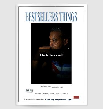Bestsellers things by Tony Cantero Suárez