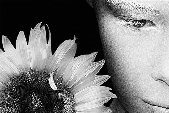 Black & white-Photo Eva Moreno BBGC Copyright
