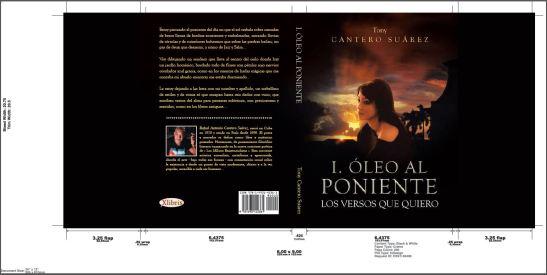 Couverture Oleo al Poniente Imane by Michel Benoit by XLIBRIS