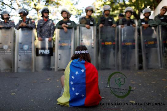 Resistencia venezolana contra la dictadura