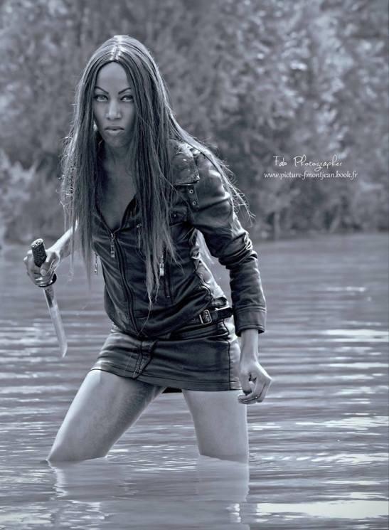 A la batalla Alisha Sanchez by Fab Photographe Copyright