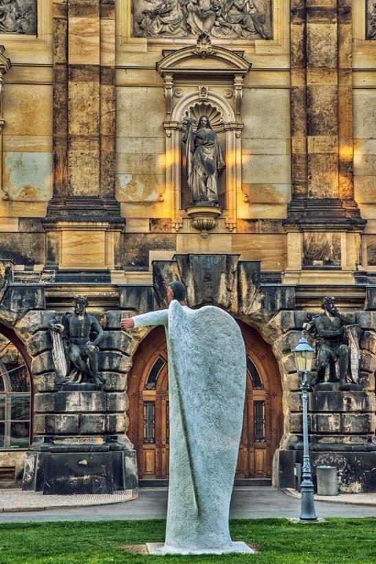 El angel de Desdren by Ariel Arias