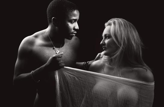 Tempting the Devil Leonarda Guinzburg & Jodler JJ by Studiophotoalsace Spalsace & Laila Schmitt.