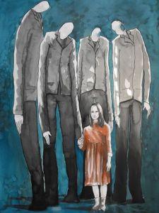 La Maja y los Decayentes by Vincent Tessier