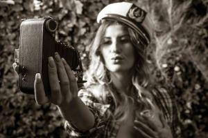 Selfie a la marinera Sabina Guseinova by Ariel Arias