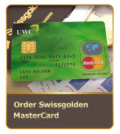 Swissgolden Club card