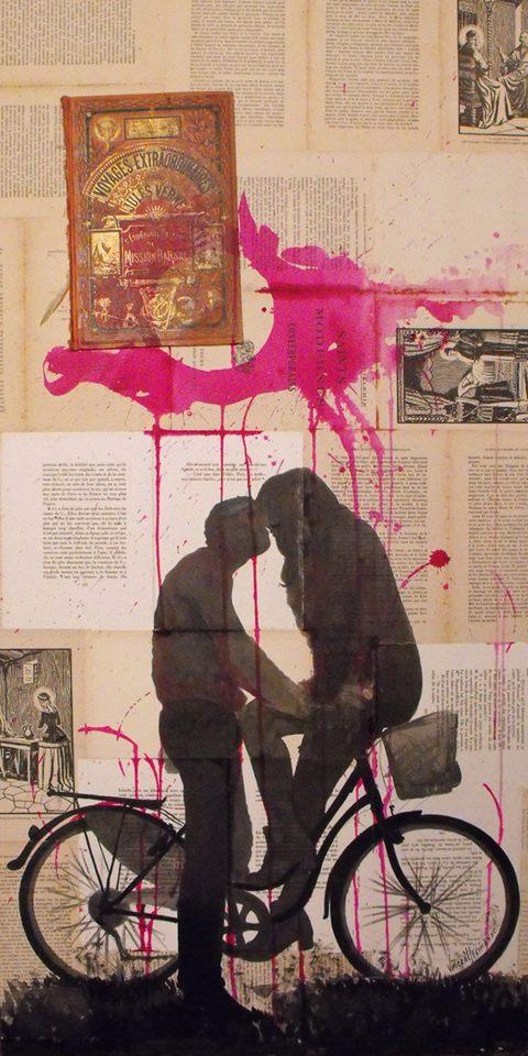 Recuerdos a la sombras de la desolación by Vincent Tessier