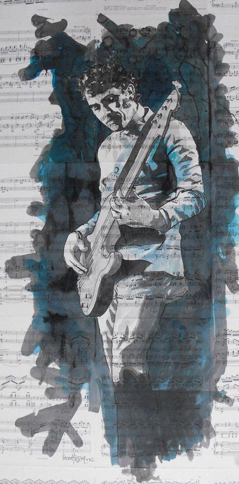 Le blues du Ravi by Vincent Tessier