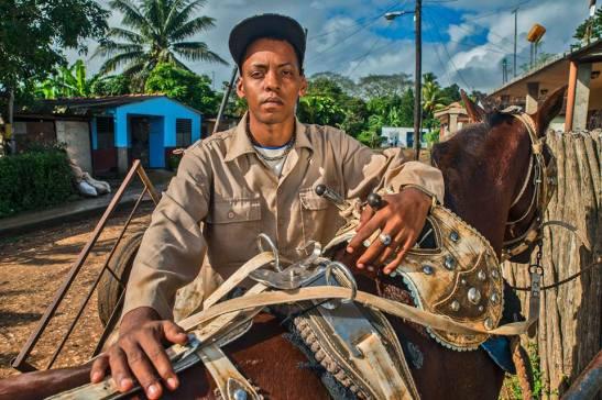Mon cousin Pachanga — in Itabo, Matanzas, Cuba, by Ariel Arias.