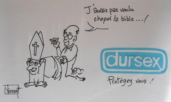 Le cure Dursex by Vincent TESSIER