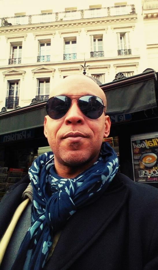 Tony Cantero Suárez Chateau Rouge, Paris