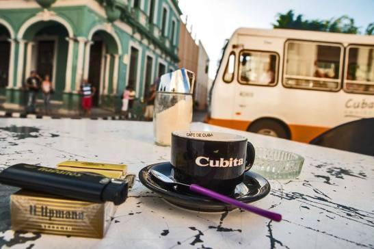Cafe de Cuba by Ariel Arias
