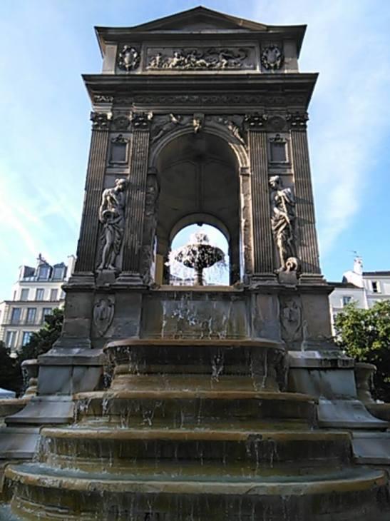 Fontaine de Sainte Oportune - Chatellet - Paris - France - Tony Cantero Suárez