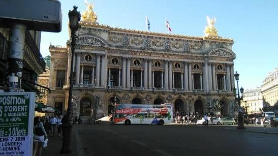 La Opera de Paris por Tony Cantero Suarez